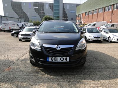 Vauxhall Meriva MPV 1.7 CDTi Exclusiv Auto 5dr