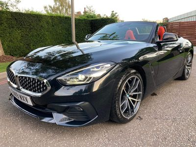 BMW Z4 Convertible 2.0 20i Sport Auto sDrive (s/s) 2dr