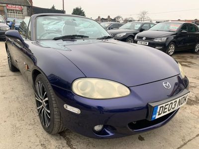 Mazda MX-5 Convertible 1.8 Nevada 2dr