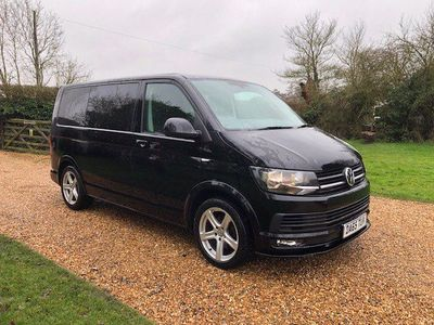 Volkswagen Transporter Unlisted Combi 6 Seats, NO VAT !!!