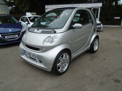 Smart fortwo Hatchback 0.7 City BRABUS 3dr