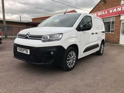 Citroen Berlingo Panel Van 1.5BHDi 100BHP (EU6) 1000 Enterprise Van