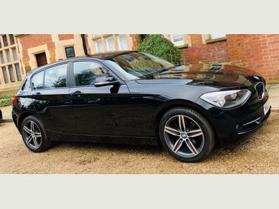 BMW 1 Series Hatchback 2.0 116d Sport Sports Hatch (s/s) 5dr
