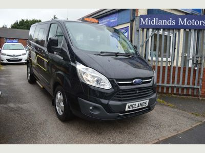 Ford Tourneo Custom Minibus ALLIED PRO CAB TAXI