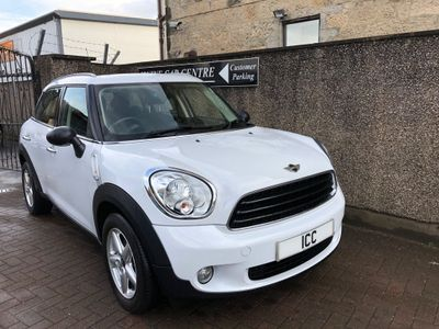 MINI Countryman SUV 1.6 One D 5dr