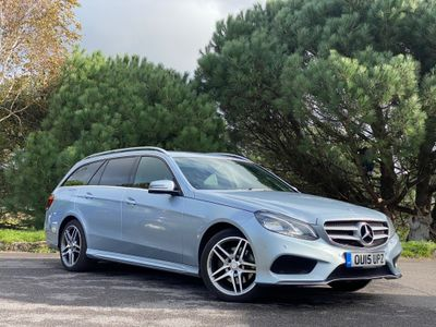 Mercedes-Benz E Class Estate 2.1 E220 CDI BlueTEC AMG Line 7G-Tronic Plus 5dr