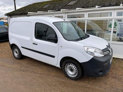 Renault Kangoo Panel Van 1.5 dCi ENERGY ML19 Business L2 H1 EU5 (s/s) 5dr