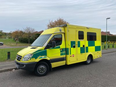 Mercedes-Benz Sprinter Specialist Vehicle 3.0 CDI 190 519 AUTOMATIC AMBULANCE