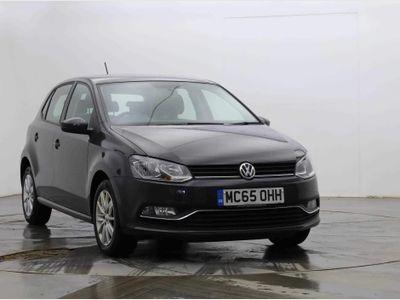 Volkswagen Polo Hatchback 1.4 TDI BlueMotion Tech SE (s/s) 5dr