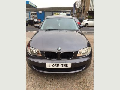 BMW 1 Series Hatchback 2.0 120d ES 5dr