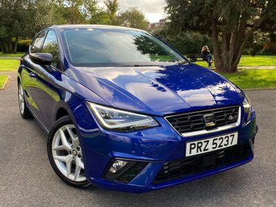 SEAT Ibiza Hatchback 1.0 TSI FR DSG (s/s) 5dr GPF
