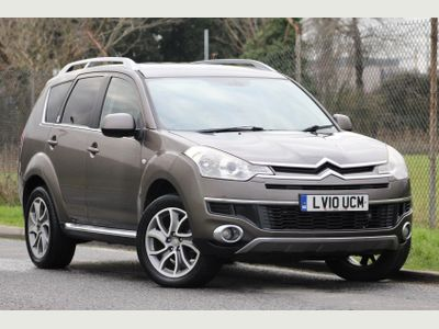 Citroen C-Crosser SUV 2.2 HDi Exclusive DCS 5dr