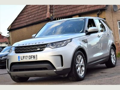 Land Rover Discovery SUV 3.0 Si6 SE Auto 4WD (s/s) 5dr