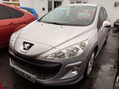 Peugeot 308 Hatchback 1.6 HDi FAP Sport 5dr