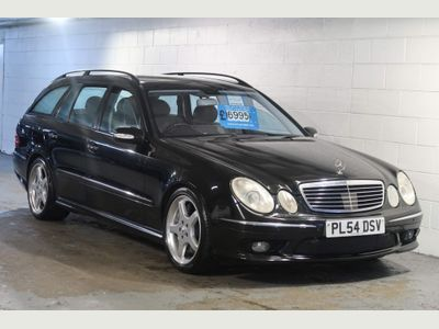 Mercedes-Benz E Class Estate 5.4 E55 AMG 5dr