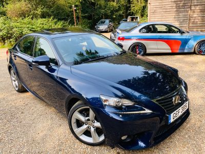 Lexus IS 250 Saloon 2.5 Premier 4dr