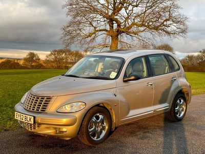 Chrysler PT Cruiser Hatchback 2.0 Limited 5dr