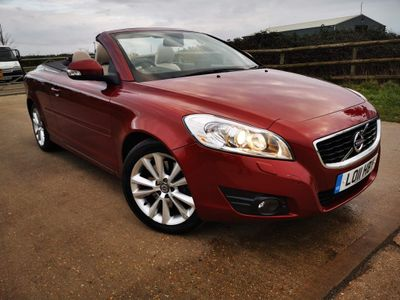Volvo C70 Convertible 2.0 D3 SE Geartronic 2dr