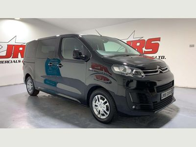 Citroen SpaceTourer MPV 1.6 BlueHDi Business M ETG6 (s/s) 5dr (5 Seat)