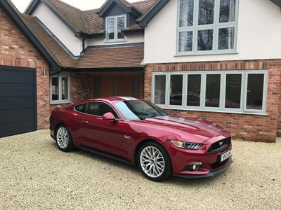 Ford Mustang Coupe 5.0 V8 GT Fastback SelShift 2dr