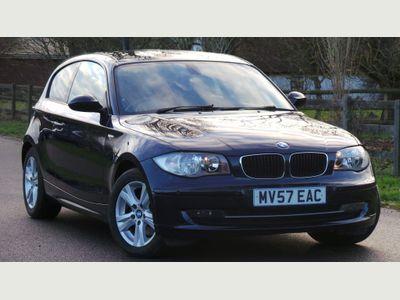 BMW 1 Series Hatchback 2.0 120d SE Auto 3dr