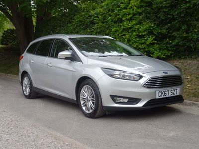 Ford Focus Estate 1.0T EcoBoost Zetec Edition (s/s) 5dr