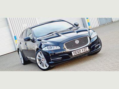 Jaguar XJ Saloon 3.0d V6 Portfolio Auto 4dr