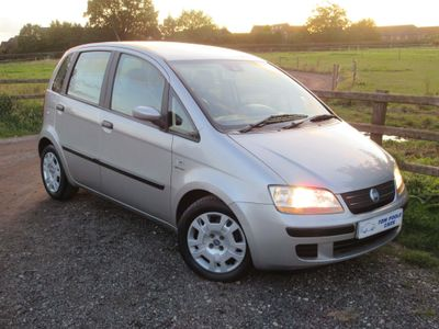 Fiat Idea Hatchback 1.4 16v Dynamic 5dr