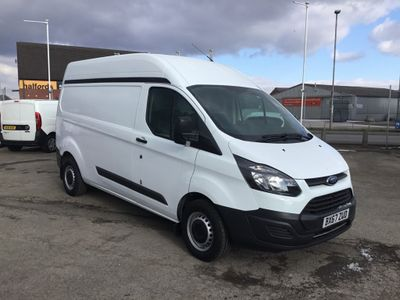 Ford Transit Custom Panel Van 2.0 TDCi 310 L2 H2 5dr