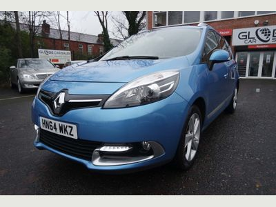 Renault Grand Scenic MPV 1.5 TD ENERGY Dynamique TomTom (s/s) 5dr