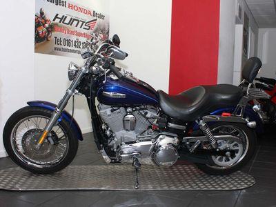 Harley-Davidson Dyna Custom Cruiser 1584 FXDC Super Glide