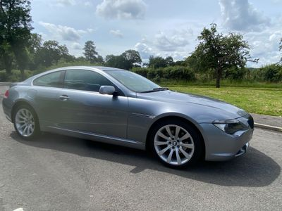 BMW 6 Series Coupe 3.0 630i 2dr