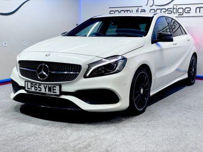 Mercedes-Benz A Class Hatchback 2.1 A200d AMG Line (Premium) (s/s) 5dr