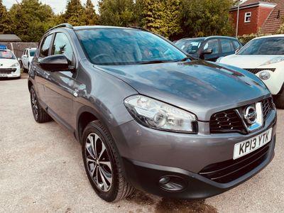 Nissan Qashqai SUV 1.6 360 CVT 5dr