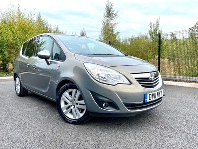 Vauxhall Meriva MPV 1.7 CDTi SE 5dr (a/c)