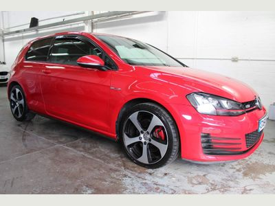 Volkswagen Golf Hatchback 2.0 TSI BlueMotion Tech GTI DSG 3dr