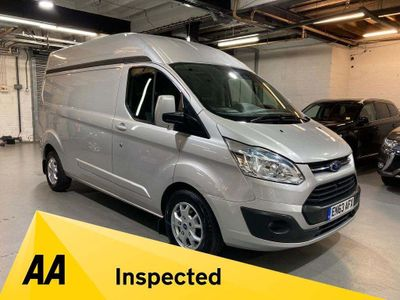 Ford Transit Custom High Roof Van 2.2 TDCi 290 Limited L2 H1 5dr