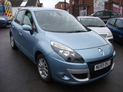 Renault Scenic MPV 1.5 dCi Privilege 5dr