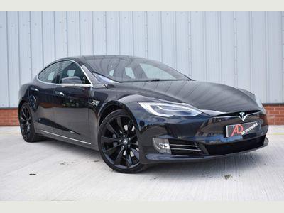 Tesla Model S Hatchback 90D Auto 4WD 5dr