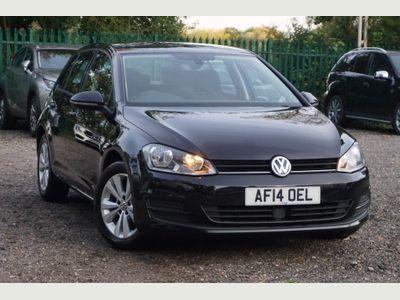 Volkswagen Golf Hatchback 1.6 TDI BlueMotion Tech SE DSG (s/s) 5dr
