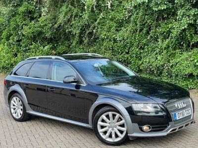 Audi A4 Allroad Estate 2.0 TFSI S Tronic quattro 5dr