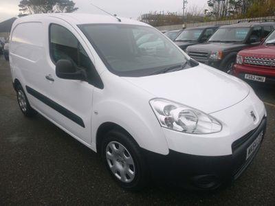 Peugeot Partner Panel Van 1.6 HDi SE L1 625 4dr