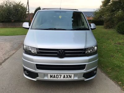 VOLKSWAGEN TRANSPORTER SHUTTLE Other 2.5 TDI T30 SE Mini Bus 4dr (LWB)