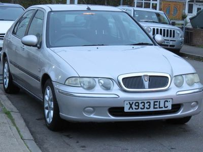 Rover 45 Hatchback 1.4 Olympic S Limited Edition 5dr