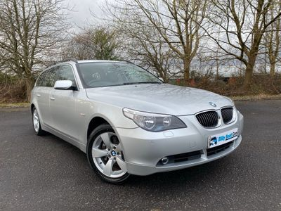 BMW 5 Series Estate 2.5 525i SE Touring 5dr