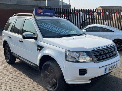 Land Rover Freelander 2 SUV 2.2 TD4 S 4WD 5dr