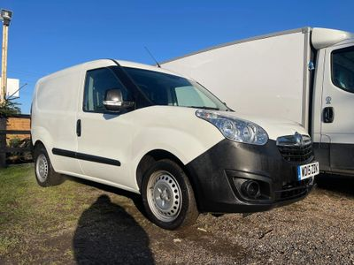 Vauxhall Combo Panel Van 1.4 2000 16v Panel Van L1 H1 (s/s) 3dr