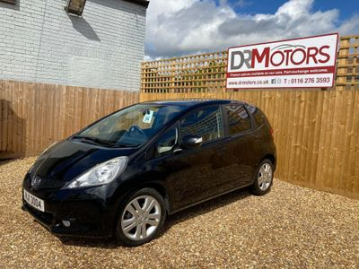 Honda Jazz Hatchback 1.4 i-VTEC EXL CVT 5dr (leather)