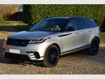 Land Rover Range Rover Velar SUV 3.0 P380 R-Dynamic HSE Auto 4WD (s/s) 5dr