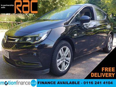 Vauxhall Astra Hatchback 1.6 CDTi ecoFLEX Tech Line (s/s) 5dr